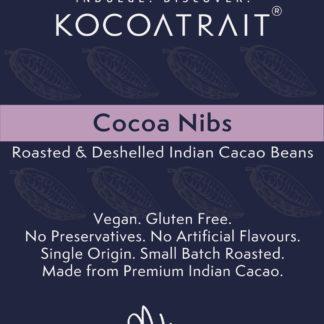 Kocoatrait Organic Cocoa Nibs Cacao Nibs