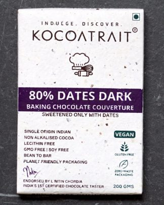 Kocoatrait Dates Chocolate