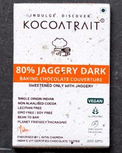 Kocoatrait Jaggery Dark