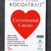 Kocoatrait Ceremonial Cacao