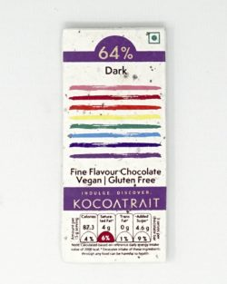 Kocoatrait Banana Bean to Bar Chocolate