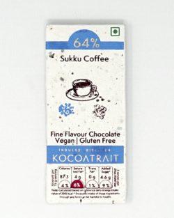 Kocoatrait Sukku Coffee Bean to Bar Chocolate