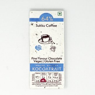 Kocoatrait Sukku Coffee Bean to Bar Chocolate
