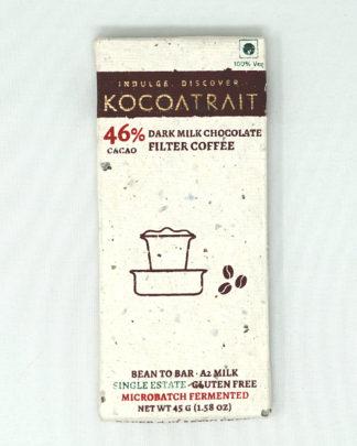Kocoatrait Filter Coffee Chocolate