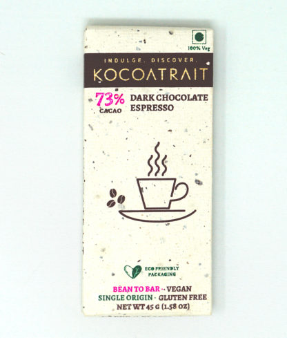 Kocoatrait Espresso Coffee Chocolate