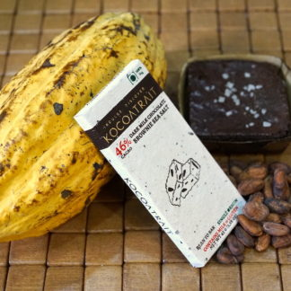 Kocoatrait 46% Brownie Sea Salt