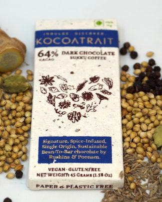 Kocoatrait Sukku Coffee Chocolate