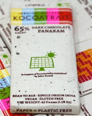Kocoatrait 65% Panakkam Dark Chocolate