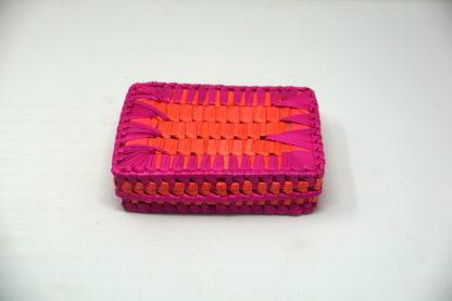 Multicolour Zero Waste Palm Box